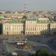 Stock Photo: View from top on Peterburg