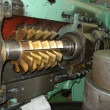 Stock Photo: The machine tool