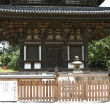 The temple in Japan — Stock Photo