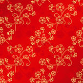 Oriental Chinese New Year seamless pattern — Vecteur