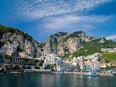 Porto turistico in italia — Foto Stock