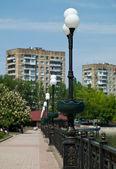 The urban landscape. Donetsk — 图库照片