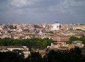 罗马,从高度 — 图库照片