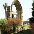 Arch remains of a convent — Stock Photo #10503210