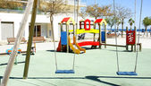 Children's playground — Foto de Stock