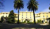 Palacio de Pedralbes — Stock Photo