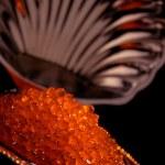 Red caviar — Stock Photo #9303486