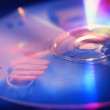 Compact Disc — Stock Photo