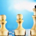 Chess, — Stock Photo