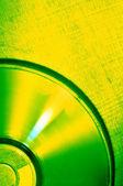 Compact Disc — Stock Photo