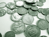 Coin — Stockfoto