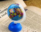 Globe, — Stock Photo