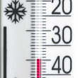 Thermometer — Stock Photo #9329015