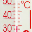 Thermometer — Stock Photo