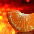 Tangerine — Stock Photo #9330680