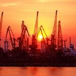 Seaport — Stock Photo
