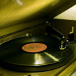 Phonograph record, — Stock Photo