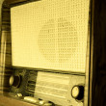 Radio — Stock Photo