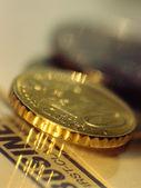 монета — Стоковое фото