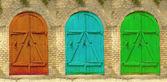 Doors — Stock Photo