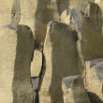 Basalt — Stock Photo