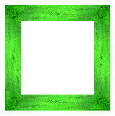Green frame — Stock Photo