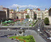 Kiev ukraine, — Stock Photo