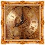 Clock — Stock Photo #9513679