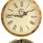 Clock — Stock Photo #9513698