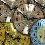 Clock — Stock Photo #9513708