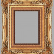 Gold frame — Stock Photo #9515693