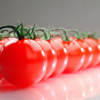 Cherry tomatoe — Stock Photo