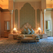 Emirates Palace Room — Stock Photo