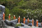 Gifts to Buddha — Stock Photo