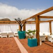 Outdoor furniture — Foto de Stock