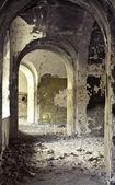 Zničená budova — Stock fotografie