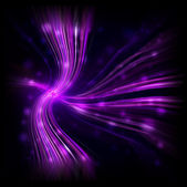 Abstract purple glowing light background — Stock Photo