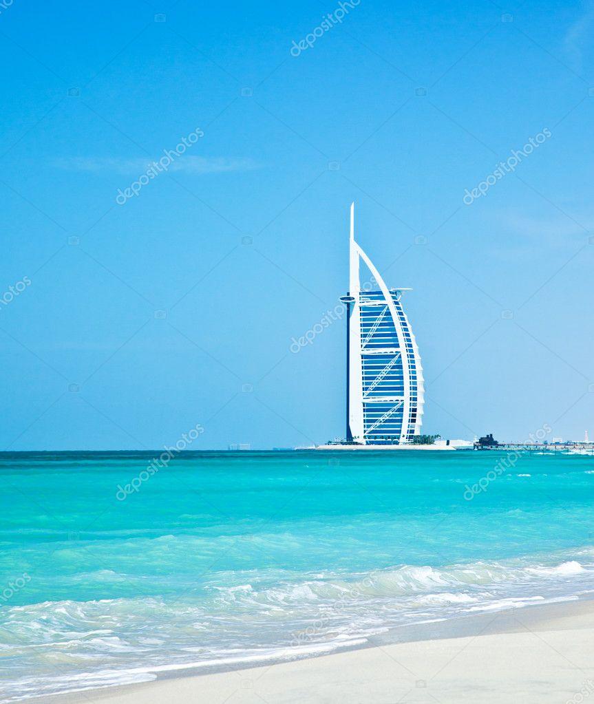 7 star luxury hotel on dubai beach stock editorial photo for Luxury hotels in dubai 7 star