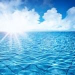 Endless pool — Stock Photo #10426748