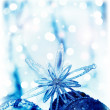 Christmas decoration star — Stock Photo #8055303