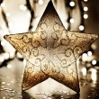 Star, Christmas tree ornament — Stock Photo #8055335