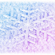 Snowflake winter background — Stock Photo #8101708