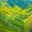South African mountains background - Foto Stock