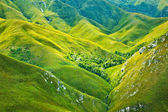 South African mountains background — Foto Stock