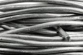 Solder wire — Stock Photo