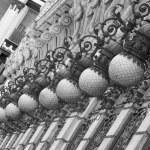 Streetlight old — Stock Photo