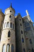 Gaudi palace (Astorga, Spain) — Stock Photo