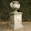 Monument in the gardens of Aranjuez Royal Palace — Stockfoto