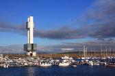 Port of La Coruna, Spain — Stock Photo
