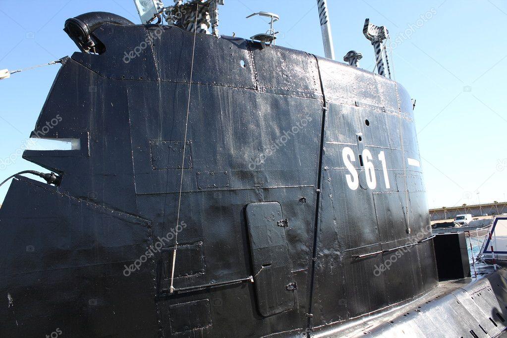 подводная лодка сша повреждена